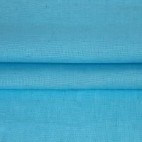 Ткань бельевая п/лён г/к ш.150 ЯЛМ (бирюза, м)