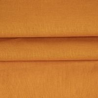 Ткань бельевая п/лён г/к ш.150 ЯЛМ (темная горчица, м)