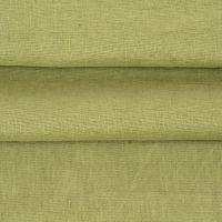 Ткань бельевая п/лён г/к ш.150 ЯЛМ (зеленая трава, м)