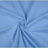 Бязь г/к  ш 220  пл 120 (голубой 53, м)