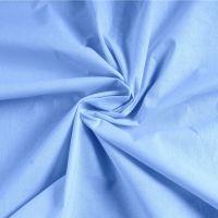 Бязь г/к ш 150 пл 142 (голубой, м)
